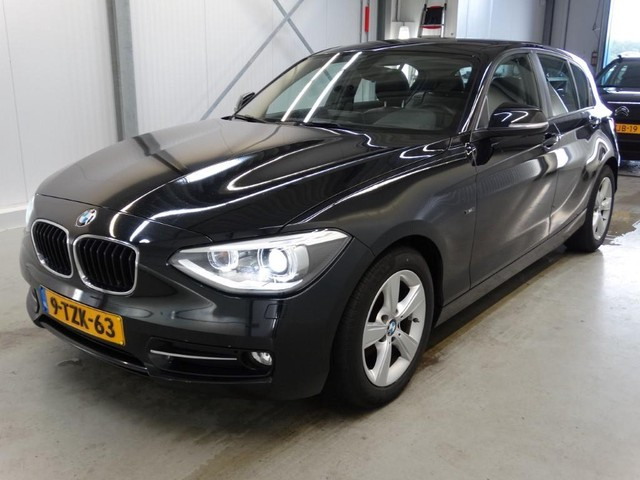 BMW 1 Serie 116d EDE Corporate Lease Edition
