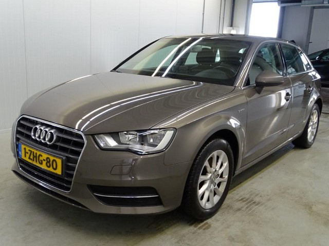 Audi A3 Sportback 1.4 TFSI Attraction Pro Line g-tron