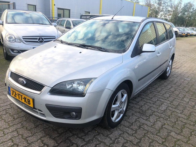 Ford Focus Wagon 1.6 TDCI Futura